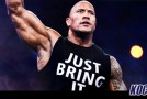 "Dwayne ""The Rock"" Johnson challenges the current WWE roster to step up and grab the ""Brass Ring"""