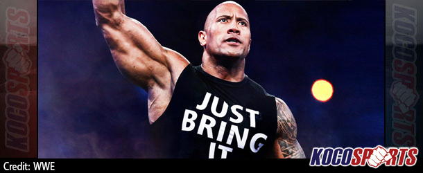 "Dwayne ""The Rock"" Johnson says he believes making a Presidential bid is a ""real possibility"""
