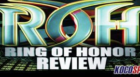 "Podcast: Wrestle AM – ""ROH 13th Anniversary PPV"" Review – 03/01/15 – (Samoa Joe Returns Home)"