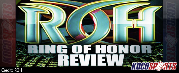 "Podcast: Koco's Corner – ""ROH Wrestling TV"" Review – 11/22/14 – (AJ Styles in action)"