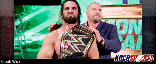WWE Money in the Bank results – 06/14/15 – (Rollins retains; Sheamus victorious; Cena defeats Owens)