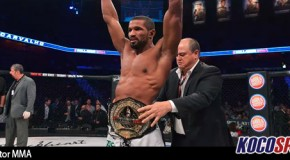 Bellator 144 results – 10/23/15 – (Rafael Carvalho stuns Brandon Halsey with liver kick KO to seize middleweight title!)