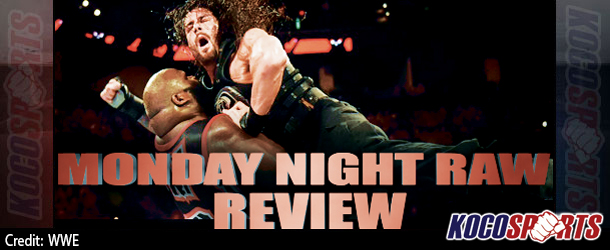 "Podcast: Koco's Corner – ""WWE Monday Night Raw"" review – 06/01/15 – (Cena uses cancer to get over & Bad Booking)"
