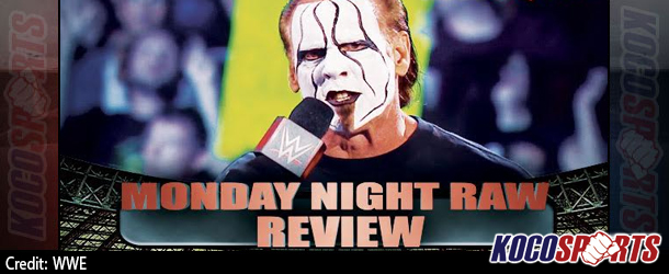 "Podcast: Koco's Corner – ""WWE Raw"" Review – 08/31/15 – (Sting & Team 3D)"