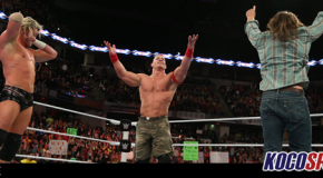 Video: WWE Monday Night Raw Coverage – 11/24/14 – (John Cena & Dolph Ziggler vs. Seth Rollins, Jamie Noble & Joey Mercury)