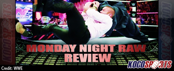 """Audio: Wrestle AM – """"WWE Monday Night Raw"""" Review – 10/20/14 – (John Cena goes as Superman for Halloween)"""