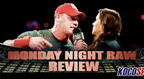 "Audio: Wrestle AM – ""WWE Monday Night Raw"" Review – 10/27/14 – (Ground-breaking Show! Just kidding, it's all about Cena)"