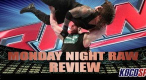"Podcast: Wrestle AM – ""WWE Monday Night Raw Review"" – 01/11/16 – (Brock Returns; Sting to HOF)"