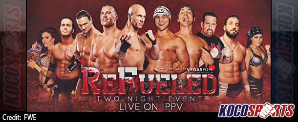 Video: Breaking Coverage of FWE ReFueled – 10/03/14 – (Live @ 7:30PM EST / 12:30AM GMT)