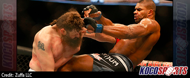 UFC 185 Results – 03/14/15 – (Alistair Overeem dominates Roy Nelson to claim victory)