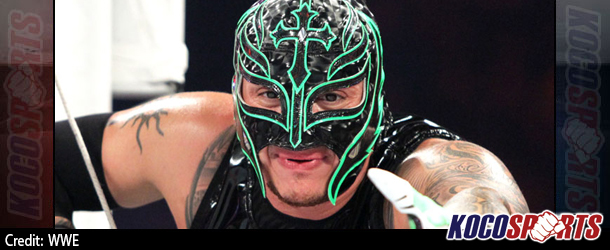 WWE confirm that Rey Mysterio has officially parted ways with the company