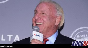 Ric Flair claims he wasn't upset about WWE using his son Reid's death in an angle