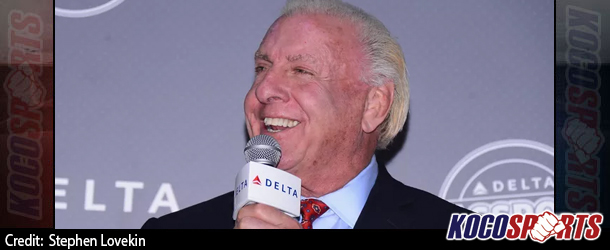 """Nature Boy"" Ric Flair admitted to hospital; ""we need prayers"" says talent agency"