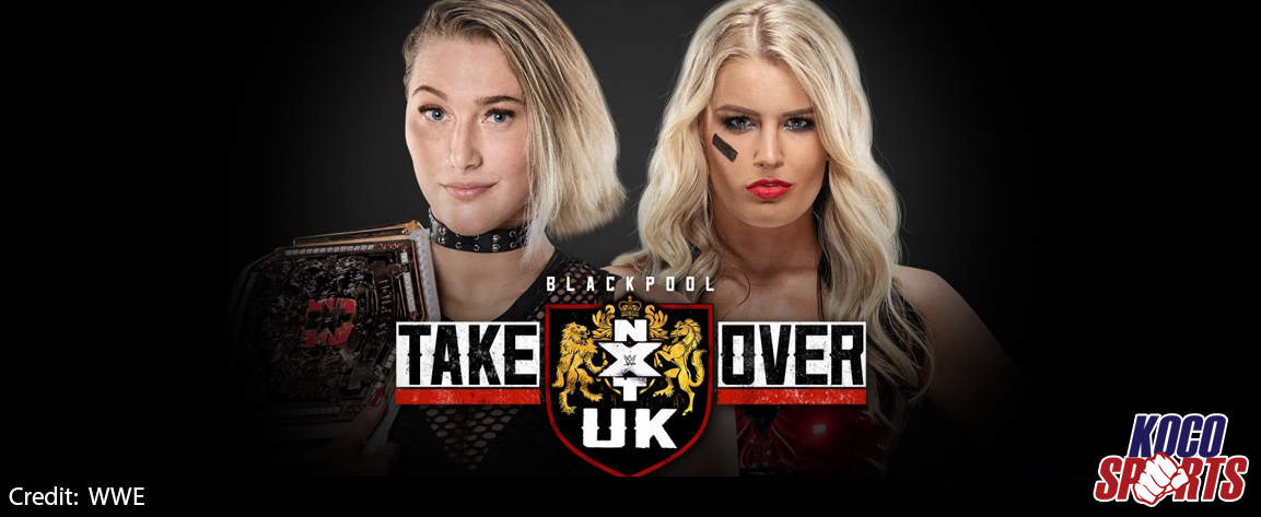WWE confirms Rhea Ripley vs. Toni Storm for NXT UK Women's Title in Blackpool