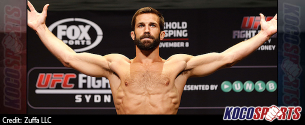 UFC Fight Night 55 results – 11/07/14 – (Rockhold becomes first man to submit Bisping)