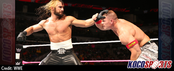 Video: WWE Monday Night Raw Coverage – 10/27/14 – (John Cena vs. Seth Rollins)