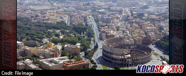 Minister Matteo Renzi confirms Rome's bid for 2024 Olympics and Paralympics