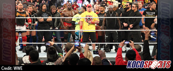 Video: WWE Monday Night Raw Coverage – 01/05/15 – (The Authority addressed the WWE roster)