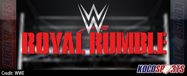 Video: WWE Royal Rumble – 01/25/15 – (Full Show)