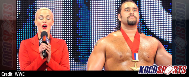 Video: WWE Monday Night Raw coverage – 09/08/14 – (Lana Perry disrespects the American National Anthem)