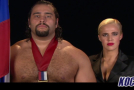 "Video: Alexander Rusev and Lana Perry – ""We won't lower ourselves to standards of American ignorance and their bigoted military!"""