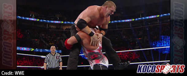 Video: Ryback comments on his big victory over Kane in a Chairs Match this past Sunday at TLC