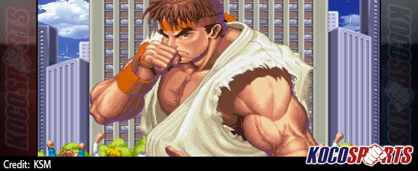 Combat Sports Arcade: Street Fighter 2 – (Flash Game)
