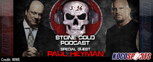 Video: WWE Stone Cold Podcast – Interview with Paul Heyman – 06/01/15 – (Full Show)