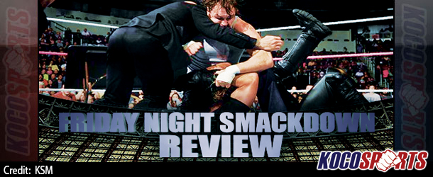 "Audio: Koco's Corner – ""WWE Friday Night Smackdown"" Review – 10/24/14 – (Dolph Ziggler and Cesaro steal the show)"