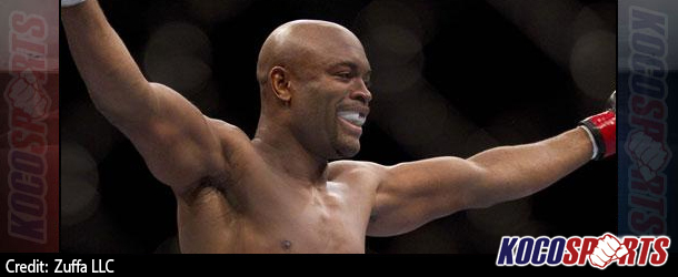 UFC say that in spite of a likely suspension and fine there is zero doubt that Anderson Silva will fight again