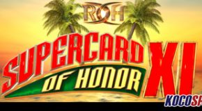 Video:  ROH Supercard of Honor XI  – 04/01/17 – (Full Show)