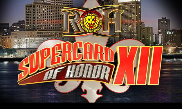 Video: ROH Supercard of Honor XII – 07/04/18 – (Full Show)