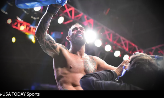 UFC Fight Night 140 results – 11/17/18 – (Santiago Ponzinibbio victorious over Neil Magny)