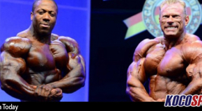 Arnold Classic Europe results & footage – 09/27/14 – (Dennis Wolf takes top honors; Shawn Rhoden places 2nd)