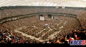 Video: Irresistible force meets immovable object; Silverdome still standing after unsuccessful demolition job