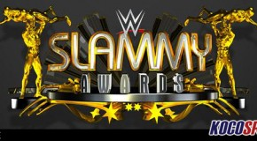 "Complete list of winners & nominees from the 2015 edition of the WWE ""Slammy Awards"" show"