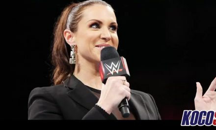 Stephanie McMahon joins the announce team for WWE's Women's Royal Rumble match