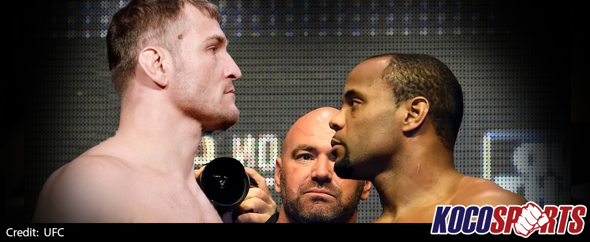 Stipe Miocic vs. Daniel Cormier confirmed for UFC 226; both fighters to coach TUF 27 teams
