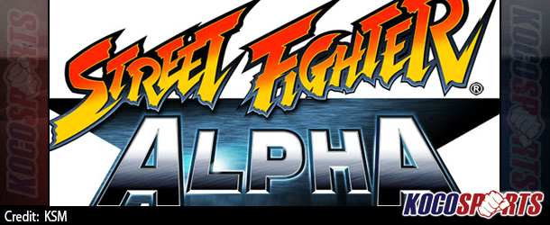 Combat Sports Arcade: Street Fighter Alpha – (Flash Game)