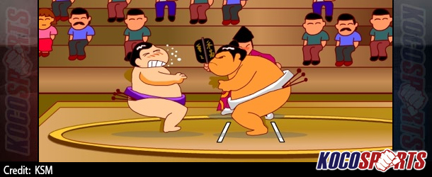 Combat Sports Arcade: Sumo – (Flash Game)