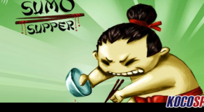 Combat Sports Arcade: Sumo Supper – (Flash Game)