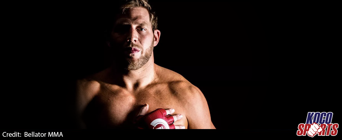 Former WWE champion, Jake Hager, to make MMA debut in January