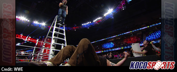 Podcast: Rasslin' Rantin' – 12/15/14 – (WWE TLC 2014 Review; Ziggler and Harper steal the show)