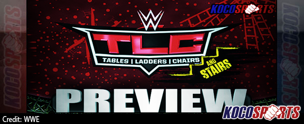 Podcast: Koco's Corner – 12/13/14 – (WWE Tables, Ladders, Chairs … and Stairs … Preview / Predictions / Pick'em)