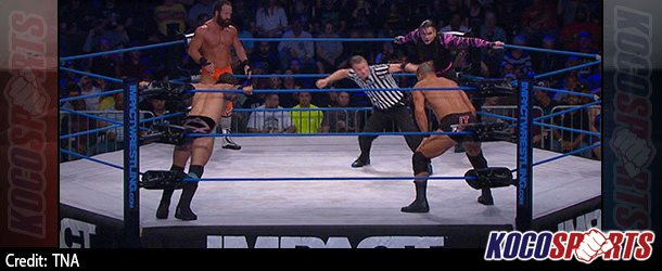TNA Impact Wrestling results & footage – 10/15/14 – (New #1 Contender to World Title; EC3 reveals his new Body Guard!)
