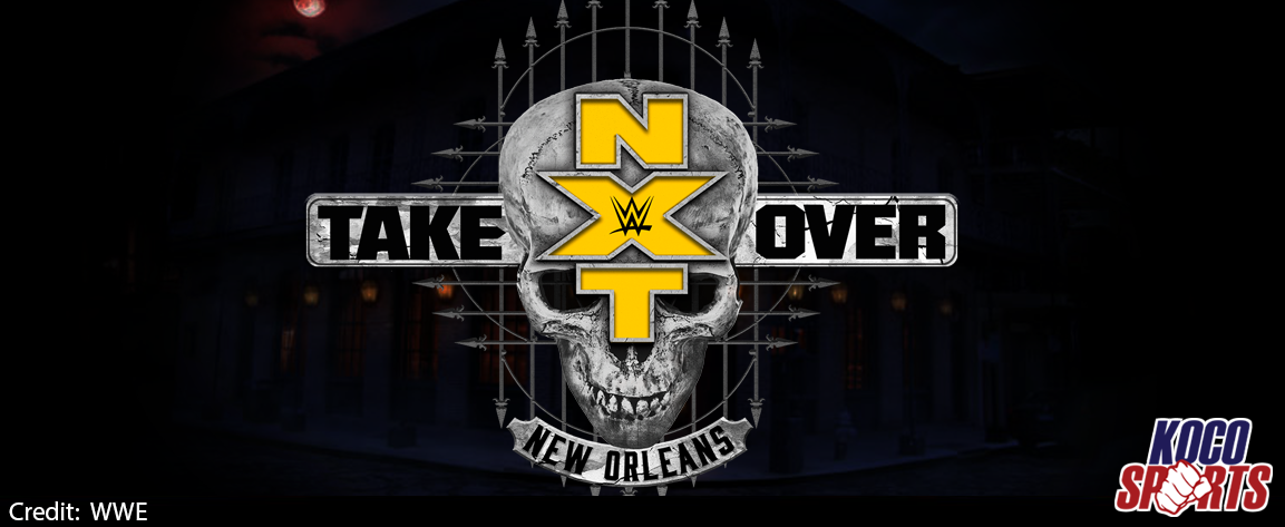"""Video: NXT Takeover """"New Orleans"""" – 07/04/18 – (Full Show)"""