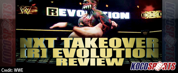 """Podcast: Wrestle AM – 12/11/14 – """"WWE NXT Takeover [R] Evolution"""" Review – 12/11/14 – (A Perfect Show?)"""