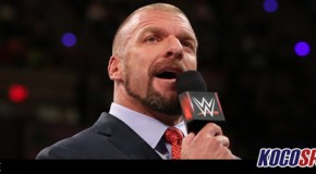Triple H issues a statement on the ISIS threat at tonight's WWE Survivor Series; claims significantly increased security