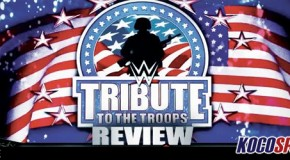 Podcast: Wrestle AM – 12/23/15 – (WWE Tribute to the Troops Review)
