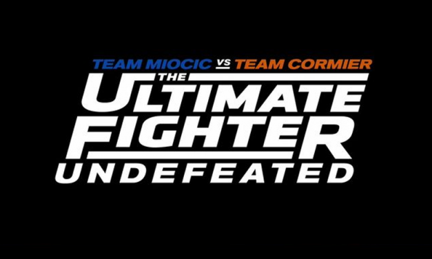 Video: The Ultimate Fighter – 06/06/18 – (Full Show)